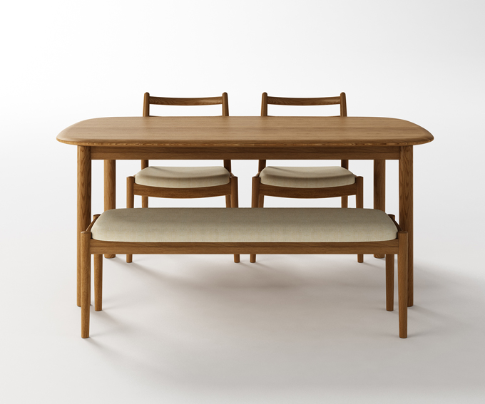 ACME006 Dining set_