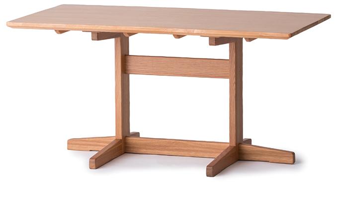 なごみテーブル120-60LNBweb
