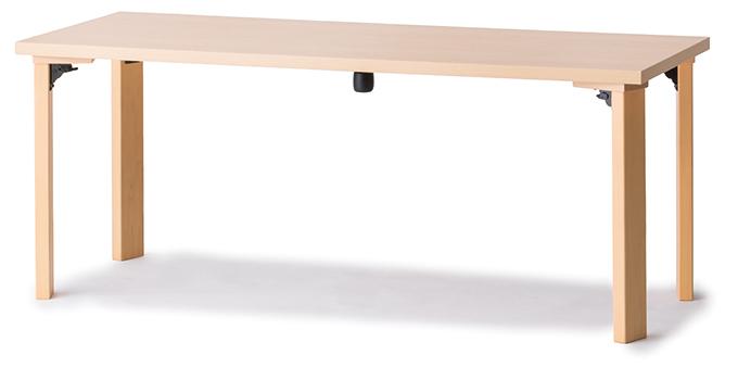 やわらテーブル150-60LNTweb