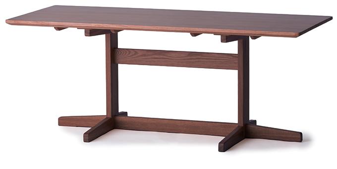 なごみテーブル150-60LDBweb