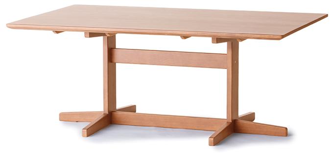 なごみテーブル150-90LNBweb