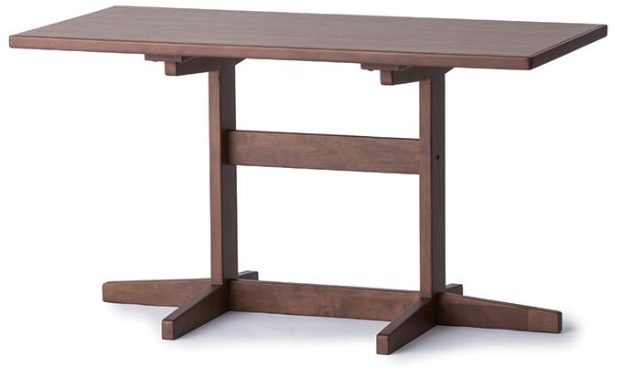ゆめみテーブル120-60HDBweb