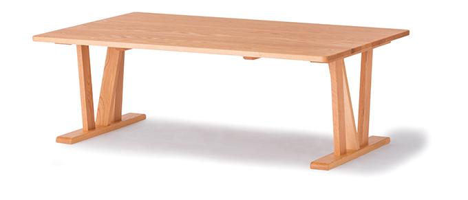 やさしテーブル150-95NB色
